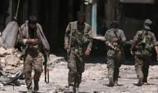 الدفاع السورية: انسحاب نحو 400 مقاتل كردي من منبج إلى شاطئ شرق الفرات