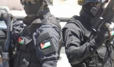 السلطات الأردنية توقف 17 محتجًا بتهمة الشغب