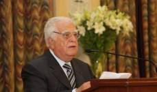 بري استقبل الوزير السابق عدنان القصار