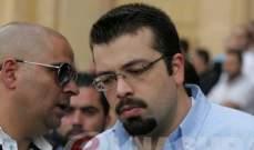 أحمد الحريري: لن ننجر إلى لغة السلاح التي يستخدمها حزب الله