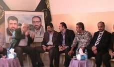 الجهاد الاسلامي تدعو لمسيرة مليونية بمشاركة الفصائل الفلسطينية الجمعة