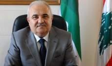 بركات: وزير المال يوقع على كل المراسيم التي تصدر دون استثناء
