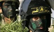 سرايا القدس: أدخلنا صاروخاً جديداً في الخدمة العسكرية