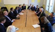 شبيب اختتم زيارة لفرنسا وقع خلالها اتفاقيات تعاون بين بيروت وباريس وإيل دو فرانس