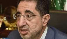الحاج حسن: لبنان بلد يعاني من ازمات كثيرة علينا معالجتها