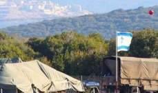 روسيا اليوم: الجيش الاسرائيلي استهدف موقعا للجيش السوري بريف القنيطرة