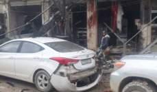 """""""أ.ف.ب"""": داعش تبنى التفجير الانتحاري ضد التحالف الدولي في منبج السورية"""