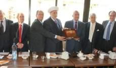 سليمان: لتعزيز القدرات العسكرية لتمكينها من وضع مخطط للدفاع عن لبنان