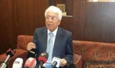 سكرية نوه بإقفال مستشفى الفنار وحمل الوزراء المتعاقبين المسؤولية