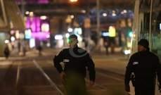 الشرطة الفرنسية: مقتل منفذ هجوم ستراسبورغ خلال عملية أمنية
