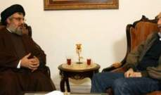 جنبلاط يحاول والسيد نصرالله يصعّد والحلّ إما بتوضيح وإما بإعتذار