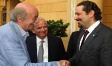 جنبلاط ينظر بريبة الى الحريرية السياسية: هل يقترب من حزب الله؟!