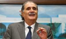 جريصاتي طلب تحريك الدعوى العامة في ما نشر عن ثروة رئيس الجمهورية