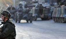 النشرة: الجيش اوقف 5 سوريين بالبقاع لدخولهم بطريقة غير شرعية