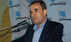 وهبي: اصرار الحاج حسن على زيارة سوريا ناتج عن شعوره بفائض القوة