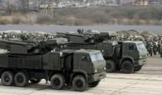 """السلطات الروسية تعلن عن تعزيز الدفاع الجوي في القرم بـ """"بانتسير-إس"""""""