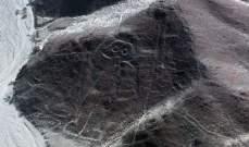 العثور على نقوش أثرية غامضة في البيرو