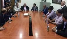 محافظ البقاع استهل جولة على بلدات وقرى شرق زحلة: مكاتبنا مفتوحة أمام أ