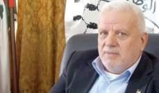 أبو العردات:لتوحيد الصف الفلسطيني وتعزيز استقرار المخيمات وإبعادها عن التجاذبات
