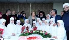 اللبنانية الاولى تجول على دور لرعاية المسنين بصيدا وصور