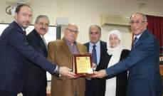 بهية الحريري في تكريم رئيس بلدية صيدا: نعتز بوفائه الدائم لوطنه ومدينته