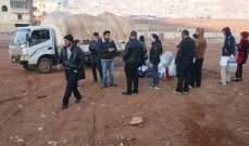 النشرة: 50 نازحا من المسجلين على لوائح حزب الله عادوا إلى القلمون