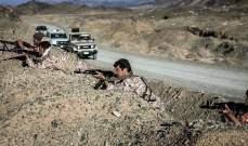 مقتل 11 عنصرا من التعبئة ومن الحرس الثوري باشتباك مع مجموعة مسلحة غرب إيران