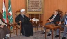 ماريو عون: للبناني القدرة على تخطي أي صعوبات يمر بها