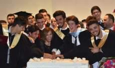ثانوية رياض الصلح تخرج طلابهاوتطلق أولى جمعية خريجين بالمدراس الرسمية في لبنان