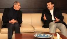 وزيرا داخلية العراق والأردن بحثا التنسيق لحماية الحدود المشتركة بين البلدين