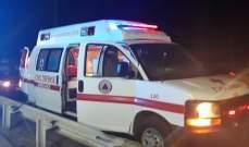 قتيل وجريحان إثر حادث سير في مستيتا