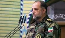 مساعد وزير الدفاع الإيراني: قدراتنا الدفاعية والعسكرية مكرسة للأغراض الردعية