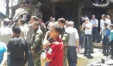 مقتل مراسل الاخبارية السورية بسقوط قذيفة على دمشق