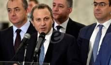 مصادر الخارجية للاخبار: باسيل نحو التصعيد ضد مفوضية اللاجئين والحريري يدرك أن لا تراجع