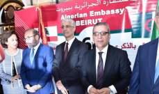 سفير الجزائر: نعمل جاهدين للارتقاء بالعلاقات مع لبنان لمستوى تطلعات الشعبين