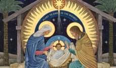 الميلاد نشيد محبة الهية من مغارة بيت لحم حتى الصليب والموت والقيامة