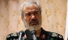 مسؤول إيراني: الضالعون بجريمة سيستان وبلوشستان سيتلقون ردا قويا جدا