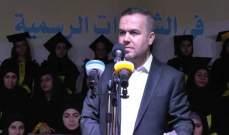 فضل الله:الاعتداء الخارجي يستهدف كل لبنان ولبناني وجميع القوى السياسية