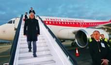 يلدريم يتوجه إلى إسبانيا في زيارة رسمية