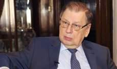 كيربيتشينكو:الرحلات الجوية السياحية بين مصر وروسيا ستعود بعد حل أمور فنية