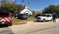 القنصلية الروسية في هيوستن: لا روس بين ضحايا الهجوم على كنيسة تكساس
