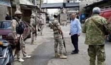 النشرة: الترقب والحذر يسودان مخيم عين الحلوة بعد الاستنفار ليلاً