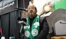 صفاوي: ستبقى المقاومة الى جانب الجيش والشعب هي الرد على إسرائيل