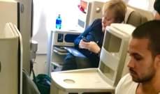 ميركل سافرت للمشاركة بقمة العشرين على متن رحلة طيران تجارية عادية