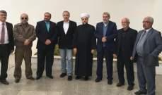 اللقاء الاسلامي الوطني: انطلاقة الحكومة بهذا المستوى مخيبة لآمال