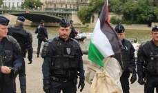 """شرطة فرنسا منعت قاربين من """"أسطول الحرية"""" المتجه إلى عزة من الرسو في باريس"""