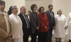 شبيبة كاريتاس لبنان الكورة نظمت نشاطا ميلاديا في اميون