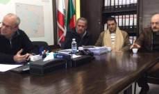 النشرة: جولة لرؤساء بلديات شرق زحلة للمطالبة بضم بلداتهم لنطاق كهرباء زحلة