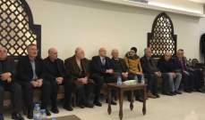 ميقاتي دشن قاعة مسجد الروضة للمناسبات الاجتماعية في طرابلس