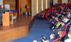 المشنوق: الشعب المصري صامد وقادر على مواجهة الارهاب الذي يتعرض له